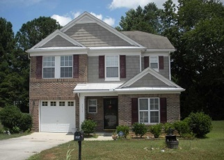 Pre Foreclosure in Raleigh 27610 TRYON RIDGE DR - Property ID: 1221312550