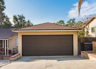 Pre Foreclosure in Glendale 91207 LAS FLORES DR - Property ID: 1221356347