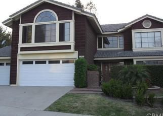 Pre Foreclosure in Diamond Bar 91765 HAWKWOOD RD - Property ID: 1221374297