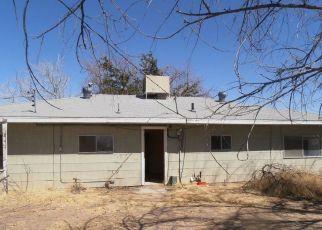 Pre Foreclosure in Ridgecrest 93555 HORSESHOE LN - Property ID: 1221393127
