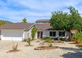 Pre Foreclosure in San Marcos 92069 CANDLELITE DR - Property ID: 1221398840