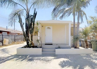 Pre Foreclosure in Los Angeles 90003 E 107TH ST - Property ID: 1221614760