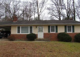 Pre Foreclosure in Bowie 20720 DANGELO DR - Property ID: 1221914776