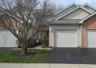 Pre Foreclosure in Glendale Heights 60139 GOLFVIEW DR - Property ID: 1222219149