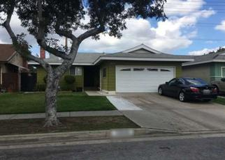 Pre Foreclosure in Carson 90745 PONTINE AVE - Property ID: 1222674653