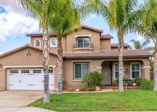 Pre Foreclosure in Perris 92570 CALDERA ST - Property ID: 1222684281