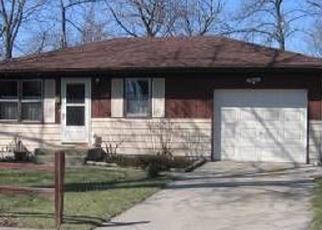 Pre Foreclosure in Hobart 46342 N GUYER ST - Property ID: 1222854209