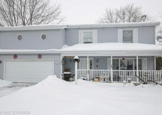 Pre Foreclosure in Kingston 60145 REBECCA RD - Property ID: 1222896261