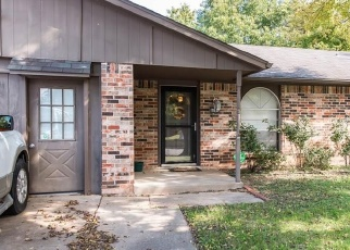 Pre Foreclosure in Broken Arrow 74012 S 117TH EAST AVE - Property ID: 1223110433