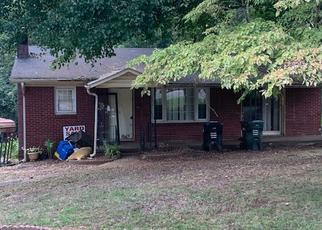 Pre Foreclosure in Concord 28027 DAVIDSON HWY - Property ID: 1223127965