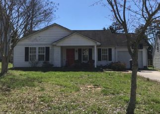 Pre Foreclosure in Kannapolis 28081 OAKHURST CT - Property ID: 1223130133