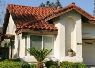 Pre Foreclosure in Encinitas 92024 TENNIS MATCH WAY - Property ID: 1223293507