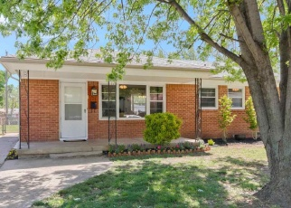 Pre Foreclosure in Haysville 67060 STEARNS AVE - Property ID: 1223538327