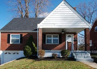 Pre Foreclosure in Erlanger 41018 PARK AVE - Property ID: 1223703449