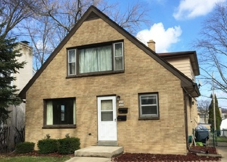 Pre Foreclosure in Milwaukee 53214 S 85TH ST - Property ID: 1223806824