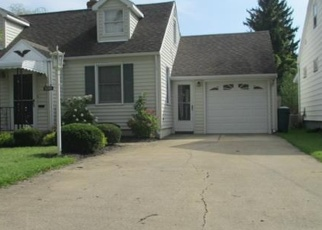 Pre Foreclosure in Ashtabula 44004 WILSON AVE - Property ID: 1223935126
