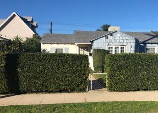 Pre Foreclosure in Encino 91316 BURBANK BLVD - Property ID: 1224059973