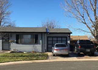 Pre Foreclosure in Westminster 80031 HUNTER ST - Property ID: 1224462910