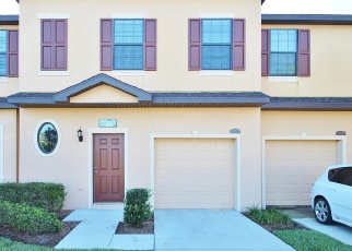 Pre Foreclosure in Tampa 33625 CHARLOTTE HARBOR WAY - Property ID: 1226244579
