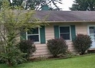 Pre Foreclosure in Victor 14564 ALPINE WAY - Property ID: 1227385946