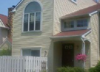 Pre Foreclosure in Hightstown 08520 MILL RUN W - Property ID: 1228093256
