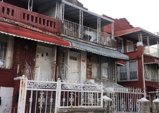Pre Foreclosure in Bronx 10472 MANOR AVE - Property ID: 1229578878