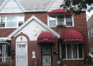 Pre Foreclosure in Ozone Park 11417 81ST ST - Property ID: 1236046433