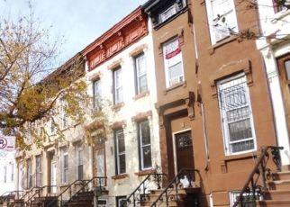 Pre Foreclosure in Brooklyn 11221 VAN BUREN ST - Property ID: 1237112912