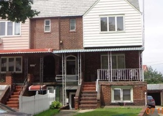 Pre Foreclosure in Maspeth 11378 63RD ST - Property ID: 1239437667