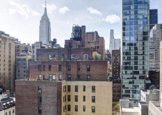 Pre Foreclosure in New York 10016 E 38TH ST - Property ID: 1240794508