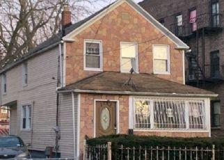 Pre Foreclosure in Far Rockaway 11691 MCBRIDE ST - Property ID: 1241710754
