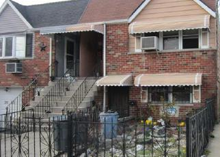 Pre Foreclosure in Bronx 10473 HOMER AVE - Property ID: 1241932363