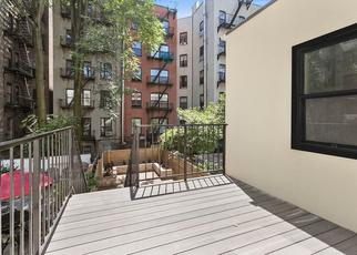 Pre Foreclosure in New York 10030 W 136TH ST - Property ID: 1245056430