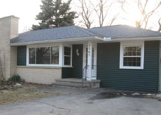 Pre Foreclosure in Rochester 14616 MOUNT READ BLVD - Property ID: 1247438125