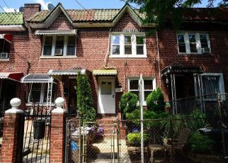 Pre Foreclosure in South Ozone Park 11420 135TH ST - Property ID: 1256530926