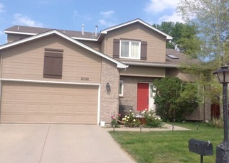 Pre Foreclosure in Longmont 80504 RED CLOUD RD - Property ID: 1260952252