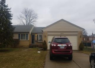 Pre Foreclosure in Canton 48188 BROOKVIEW CT - Property ID: 1260984227
