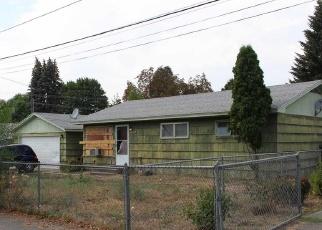 Pre Foreclosure in Spokane 99206 E RIVERSIDE AVE - Property ID: 1261044234