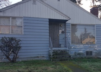 Pre Foreclosure in Seattle 98178 S BANGOR ST - Property ID: 1261123959