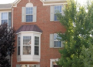 Pre Foreclosure in Herndon 20171 BANSHIRE DR - Property ID: 1261394613