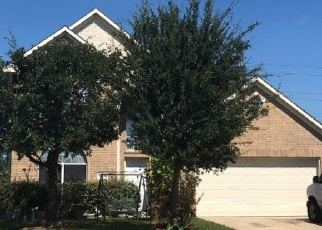 Pre Foreclosure in Houston 77095 CURRY LANDING DR - Property ID: 1261578563
