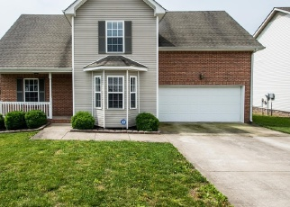 Pre Foreclosure in Clarksville 37040 CIDER DR - Property ID: 1261797999