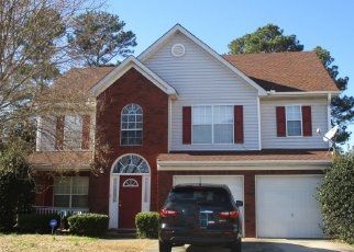 Pre Foreclosure in Rex 30273 COLONNADE CT - Property ID: 1262227194