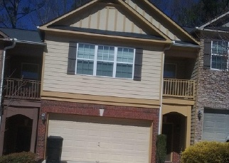 Pre Foreclosure in Rex 30273 AUGUSTINE PL - Property ID: 1262333184