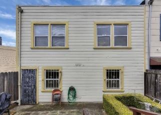 Pre Foreclosure in San Francisco 94132 RALSTON ST - Property ID: 1262458451