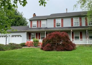 Pre Foreclosure in Princeton Junction 08550 AMHERST WAY - Property ID: 1262696265