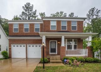 Pre Foreclosure in Brandywine 20613 BATTLE FIELD LOOP - Property ID: 1262709413