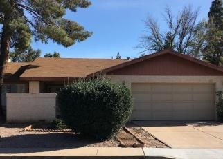 Pre Foreclosure in Mesa 85202 W JUANITA AVE - Property ID: 1262774674