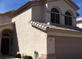 Pre Foreclosure in Mesa 85206 E INVERNESS AVE - Property ID: 1262825929