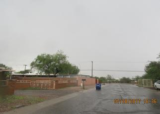 Pre Foreclosure in Tucson 85756 S 8TH AVE - Property ID: 1262843432